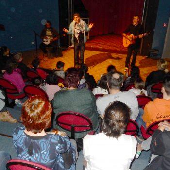 Concerts-Rencontres à la Médiathèque